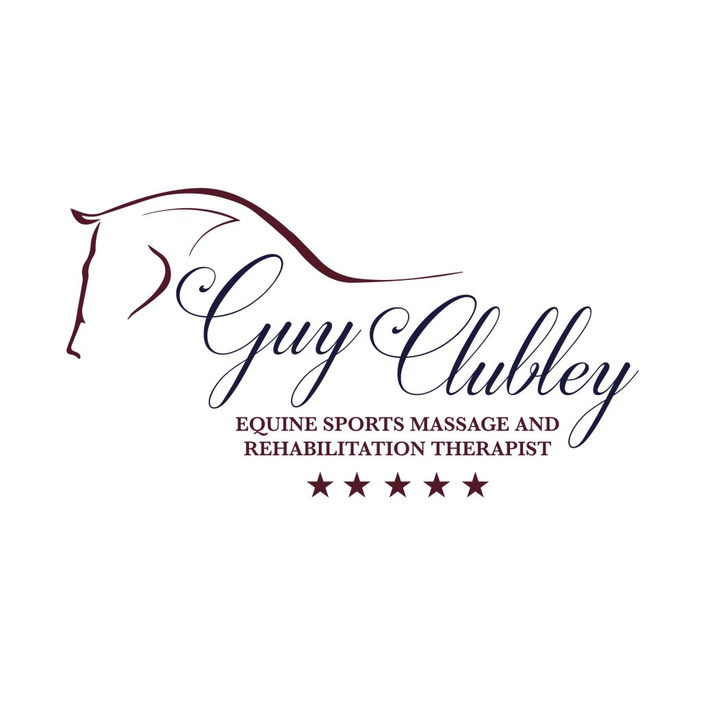 Guy Clubley Equine Sports Massage and Rehabilitation Therapist